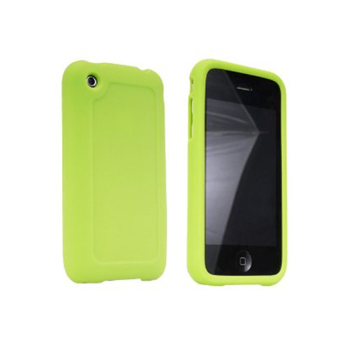 iphone trade in gizmoco silicone gel for apple iphone 3g 3gs green 1241